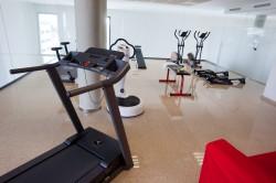 Sala fitness villa universitaria san vicente del raspeig