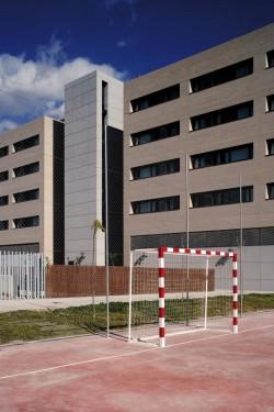 pista polideportiva villa universitaria