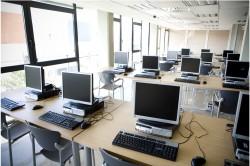 sala de ordenadores villa universitaria