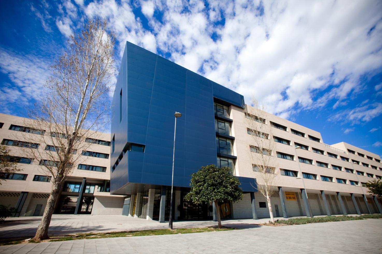 edificio villa universitaria san vicente del raspeig en alicante